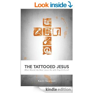 tattooed Jesus